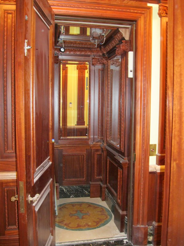 Mobility elevator south photo gallery for Luxury home elevators